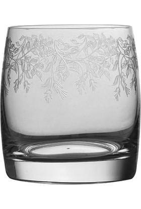 Bohemia Kristal Queen 6Lı Viski Bardağı 290 CC