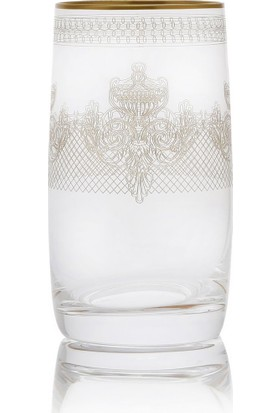 Bohemia Kristal Miranda 6Lı Su Bardağı 250 CC