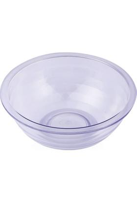 EW's Kitchenware Kitchenware Akrilik Salata Kasesi Şeffaf