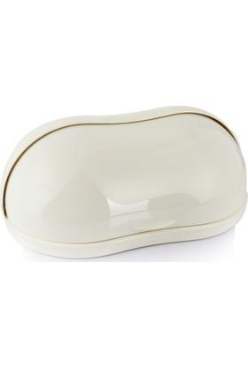EW's Kitchenware Kitchenware Akrilik Ekmek Kutusu Soft Beyaz