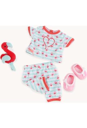 Our Generation Kıyafet Seti - Flamingo Pijama