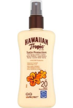 Hawaiian Tropic Lotion Spray Spf20 200Ml