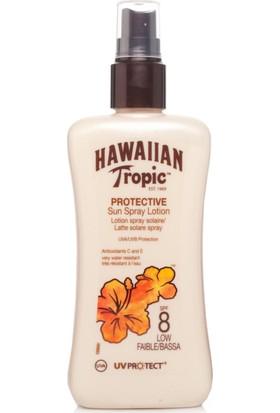 Hawaiian Tropic Lotion Spray Spf8 200Ml