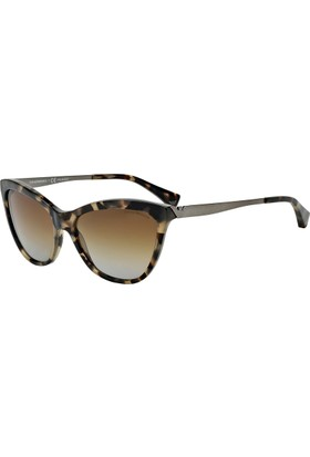 Emporio Armani EA4030 5234/T5 57 Polarize Kadın Güneş Gözlüğü