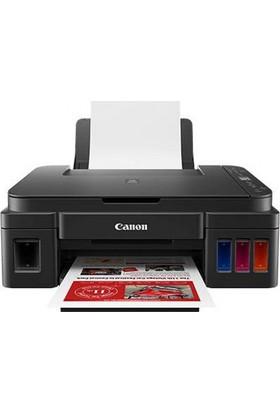 Canon Pixma G3410 Fotokopi + Tarayıcı +Wi Fi Tanklı Yazıcı