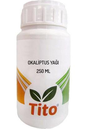Tito Okaliptus Yağı Soğuk Sıkım 250 ml