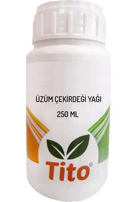 Tito Üzüm Çekirdeği Yağı Soğuk Sıkım 250 ml