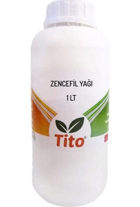 Tito Zencefil Yağı Soğuk Sıkım 1 lt