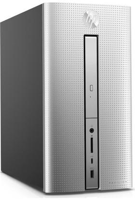 HP Pavilion Intel Core i7 7700 8GB 256GB SSD Freedos Masaüstü Bilgisayar 1ZP55EA