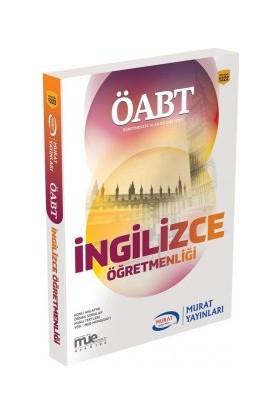 ÖABT İngilizce Öğretmenliği Konu Anlatımlı Murat Yayınları