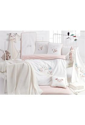 İrya Home SLEEP 16 Parça Bebek Seti Krem 16 Parça Bebek Seti