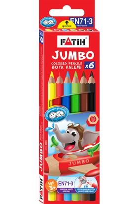 Fatih Kuruboya Jumbo 6 Renk Tam Boy
