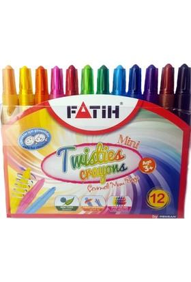 Fatih Twisties Crayon 12'Li