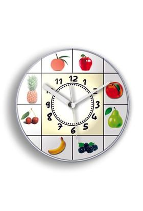 Time Gold Mıknatıslı Buzdolabı Saati-10cm