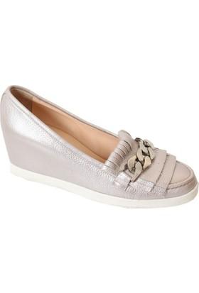 Efem Kadın 280-43 Deri Dolgu Ayakkabı