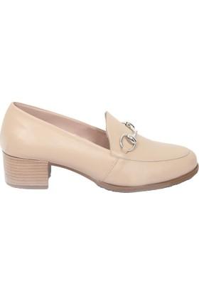 Efem Kadın 7568 Deri Ayakkabı