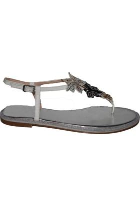 Efem Kadın 9712 Taşlı Sandalet