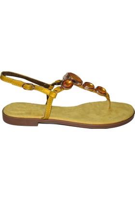 Efem Kadın 9743 Taşlı Sandalet