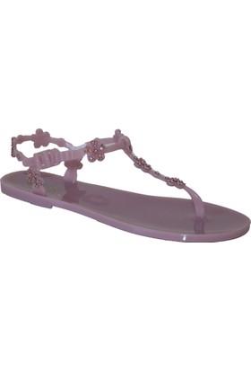Efem Menghi Kadın 820Osw Taşlı Sandalet