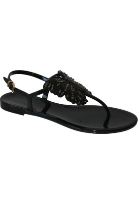 Menghi 793 Swarovski Sandalet