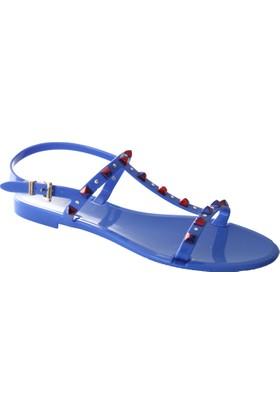 Menghi 813 Swarovski Sandalet