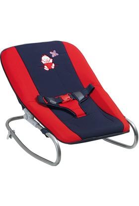 Happy Baby Class Ana Kucağı (Kırmızı - Lacivert)