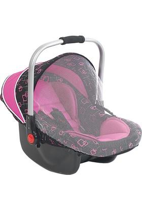 Happy Baby Plus Taşıma (Pembe)