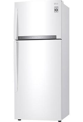 LG GC-H502HQHU A++ 471 lt No-Frost Buzdolabı Beyaz