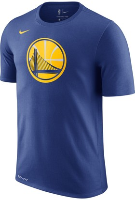 Nike 870506-495 Golden State Warriors Dry Logo