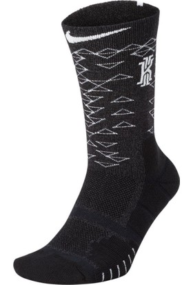 Nike SX6284-905 Kyrie Elite Quick Crew Basketball Socks