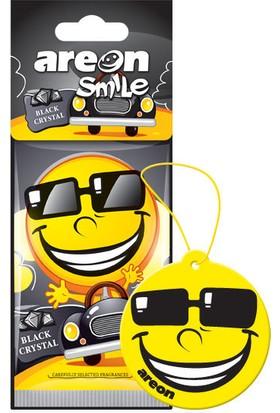 Areon Smile Dry Black Crystal Araç Kokusu