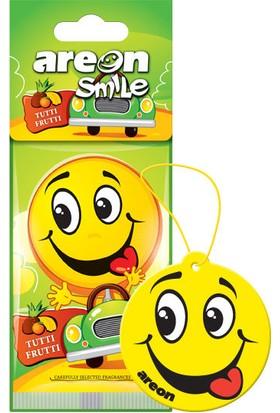 Areon Smile Dry Tutti Frutti Araç Kokusu