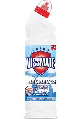 Vissmate Ultra Çamaşır Suyu Bembeyaz 750 Gr