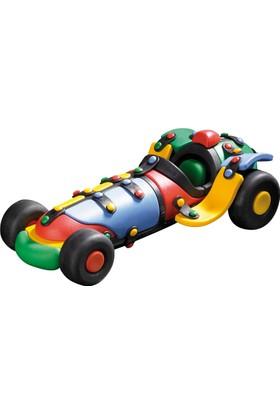 Micomic Yarış Arabası 3D Yapboz Oyuncak