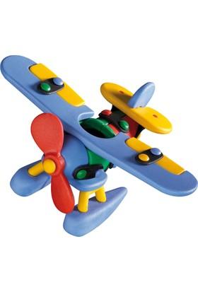 Micomic Su Uçağı 3D Yapboz Oyuncak