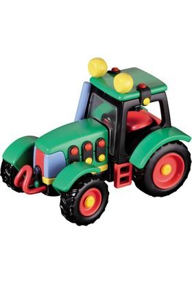 Micomic Küçük Traktör 3D Yapboz Oyuncak