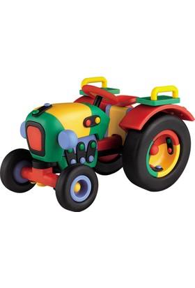 Micomic Büyük Traktör 3D Yapboz Oyuncak