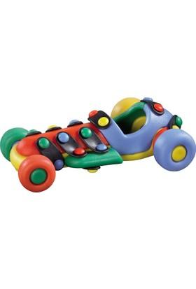 Micomic Küçük Yarış Arabası 3D Yapboz Oyuncak
