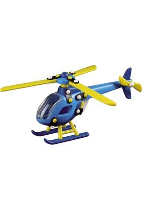 Micomic Kurtarma Helikopteri 3D Yapboz Oyuncak