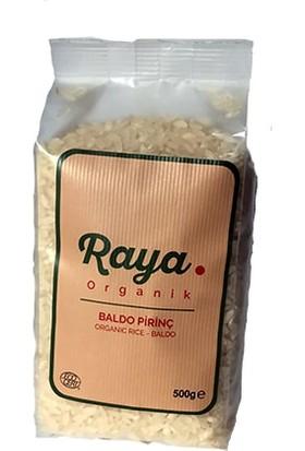 Raya Organik Pirinç Baldo 500 G