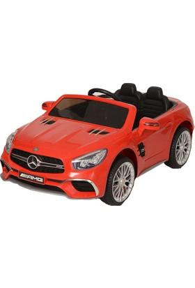 Formula 8543 Akülü Mercedes Amg Kırmızı