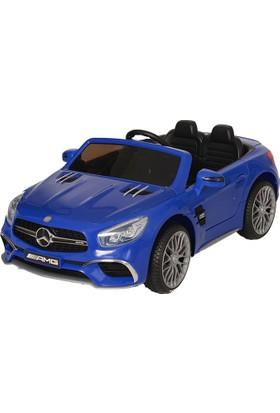 Baby2Go 8543 Mercedes AMG Akülü Araba Mavi