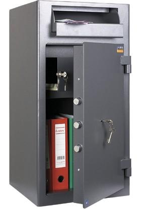 Valberg ASD 32 Anahtarlı Ve Kumbaralı Çelik Kasa
