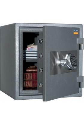 Valberg Garant 46 Elektronik Şifreli Yangın ve Güvenlik Sertifikalı Çelik Kasa