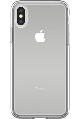 OtterBox Apple iPhone X Kılıf Clearly Protected Skin + Ekran Koruyucu