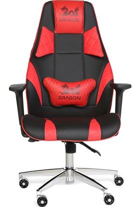 Seduna dragon   Xpro Sk10   Oyuncu Koltuğu Kırmızı - Siyah