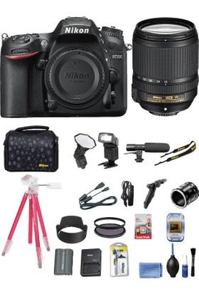 Nikon D7200 + 18-140mm F3.5-5.6G