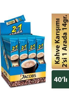Jacobs 2si1 Arada 40'lı Kutu