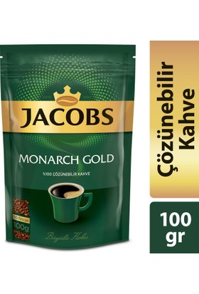 Jacobs Monarch Gold 100Gr