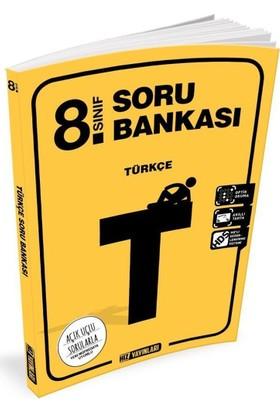 Hız Yayınları 8. Sınıf Türkçe Soru Bankası